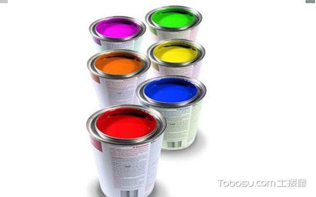 乳胶漆调色方法