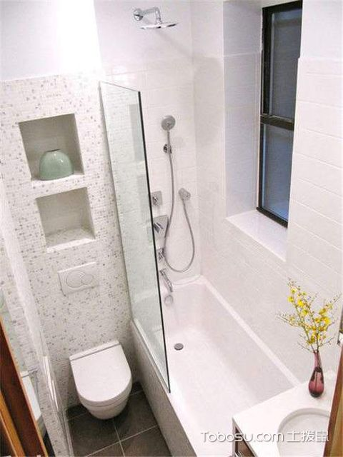 小户型卫生间装修案例,小卫生间如何装修?