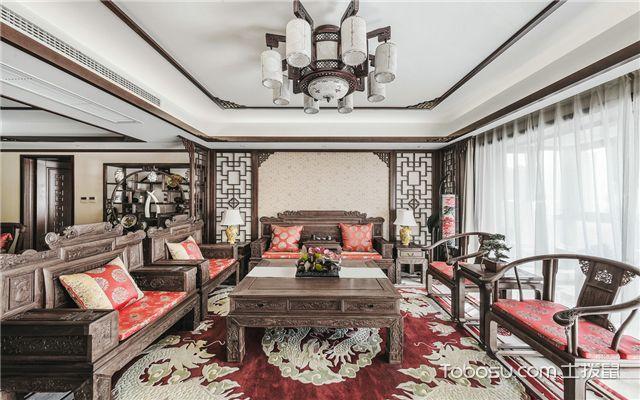 家庭装修风格都有哪些-新中式风格