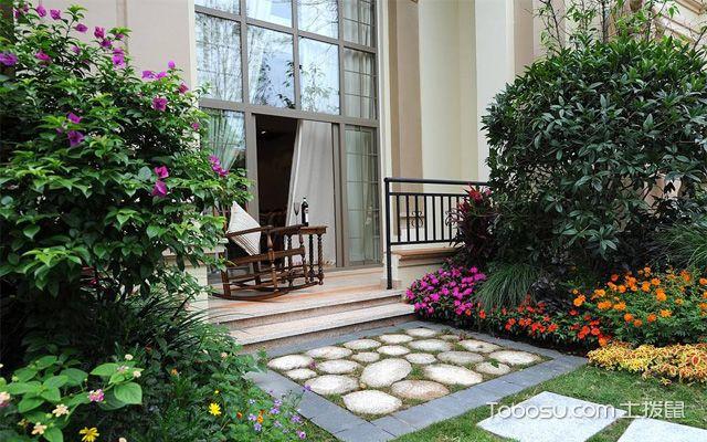 入户庭院设计原则有哪些