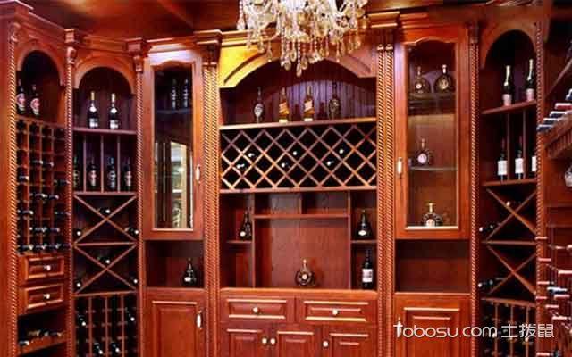酒柜怎么清洁