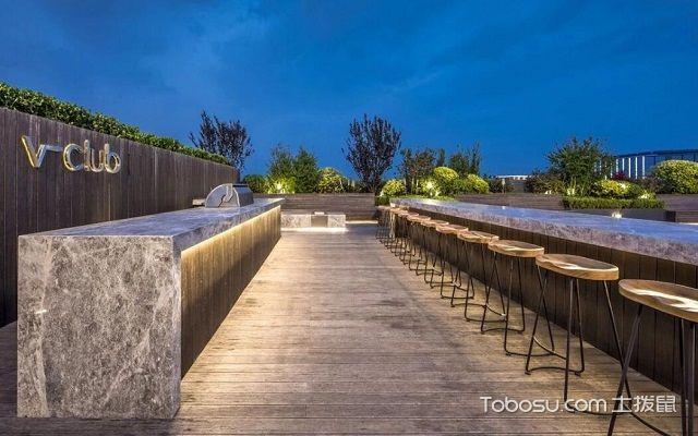 不同场所的屋顶花园设计实景图,打造完美花园