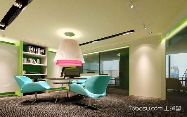 现代创意办公室装修,有个性又有新意的装修方