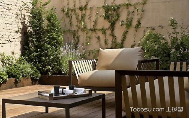 吸引眼球的室外花园装修效果图,你想看吗?