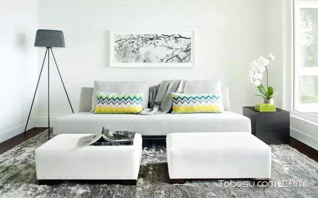 沙发背景墙如何装饰呢?掌握技巧装修无忧!
