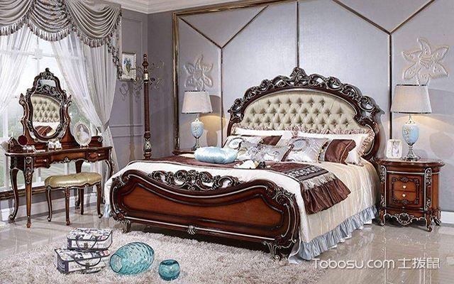 卧室床的风水布局之床的材质选择