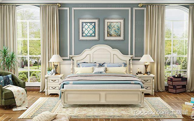 卧室床的风水布局之床的尺寸和形状选择