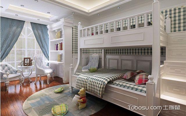 2018最新南京儿童房装修效果图