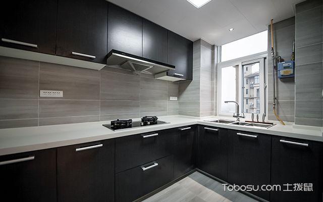 简约风格三室两厅—厨房