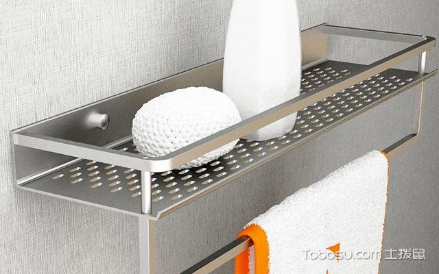 选购浴室置物架的方法是什么