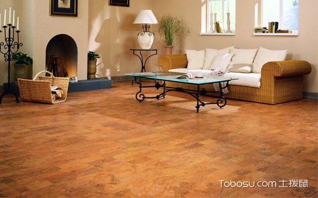 粘贴式软木地板安装方法是什么