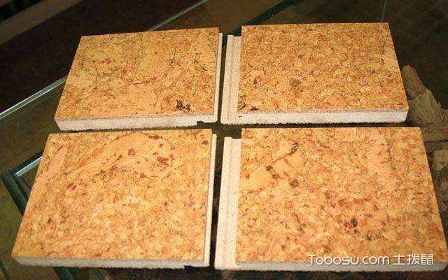 锁扣式软木地板安装流程
