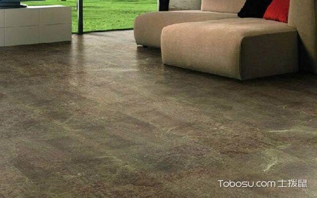 锁扣式软木地板安装方法介绍