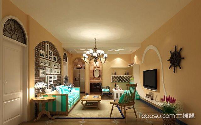 灯具安装如何验收之客厅灯具