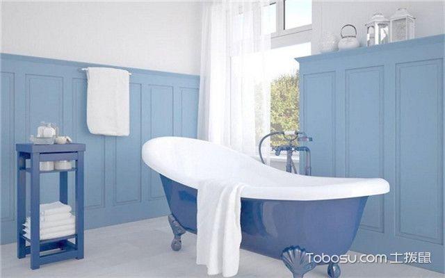 浴缸放在什么位置好之不存水