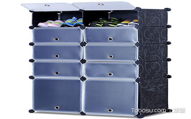 鞋柜怎么保养之塑料鞋柜