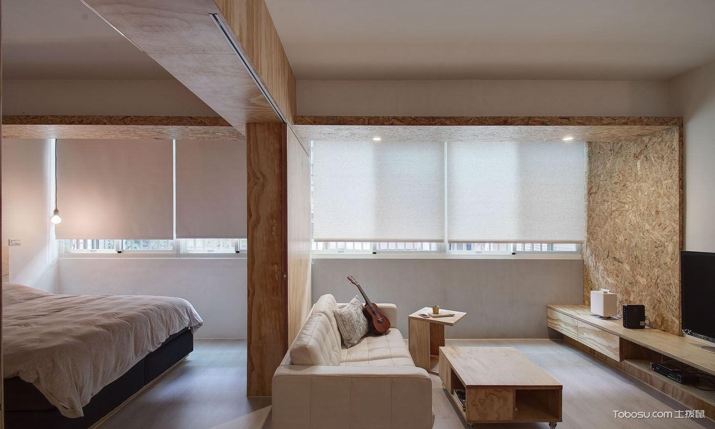 小户型客厅卧室隔断设计图,空间区隔的艺术