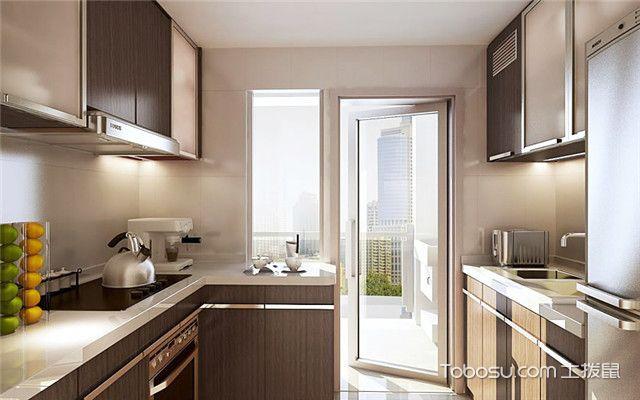 厨房与阳台相连风水禁忌之厨房对着阳台
