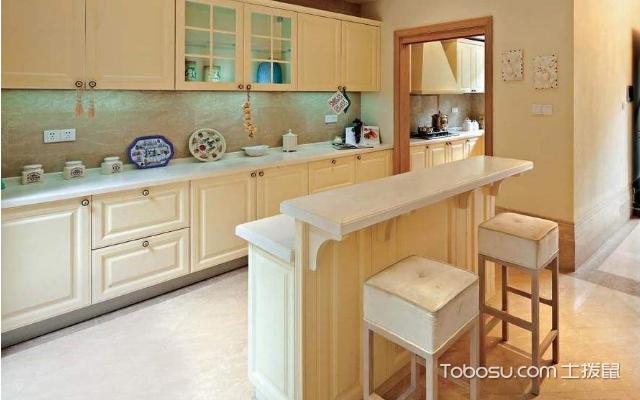 厨房装修效果图说明 案例