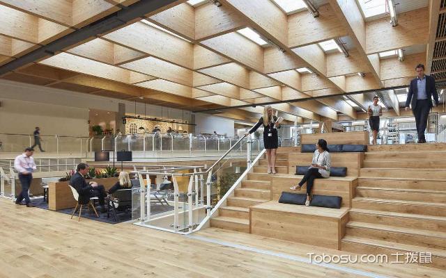 新中式办公楼特点是什么