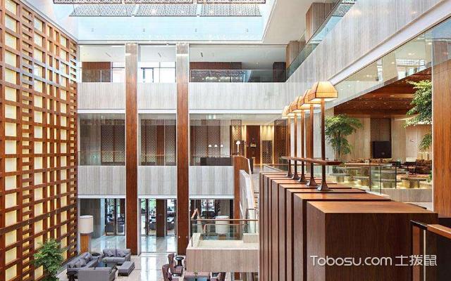 新中式办公楼 设计
