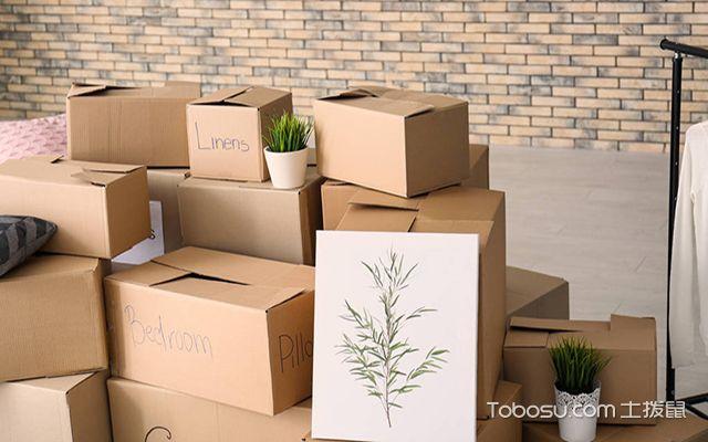 四个搬家的风水禁忌之搬运物品的顺序