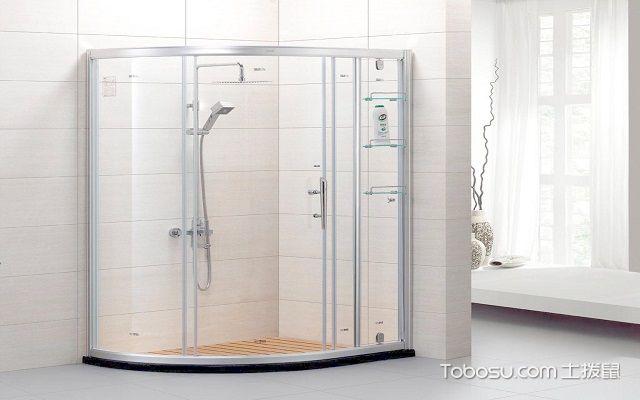 淋浴房防水细节