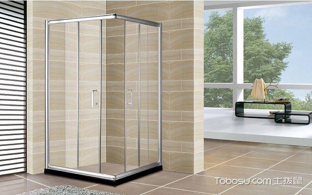 淋浴房防水实例