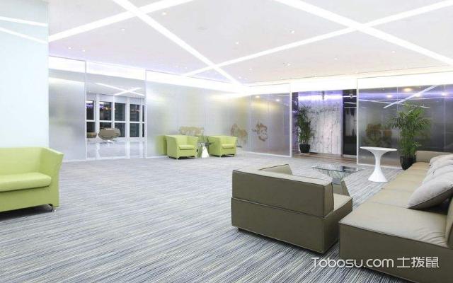 欧式办公楼一楼大厅效果设计图 赏析