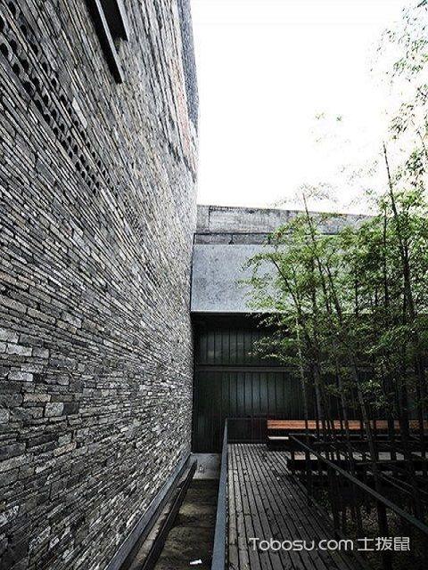 宁波博物馆建筑设计外部