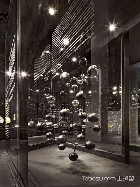 上海玻璃博物馆设计内部
