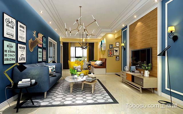最容易学的家装配色方法之家装颜色深浅搭配