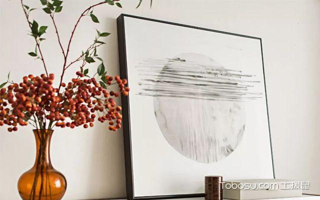 134平米简约中式风格设计图片介绍