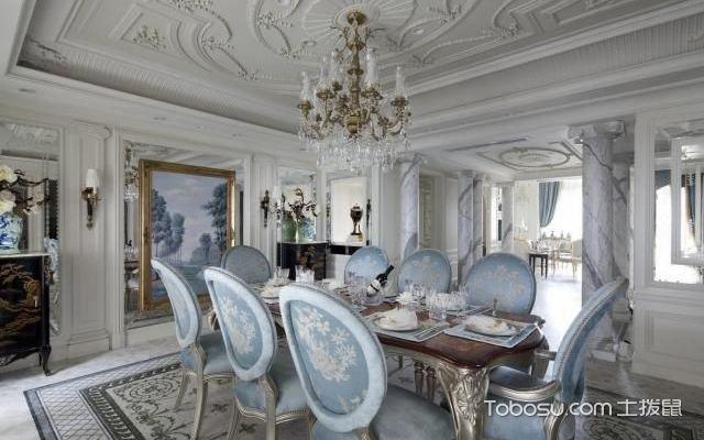 贵族华丽型意大利餐厅