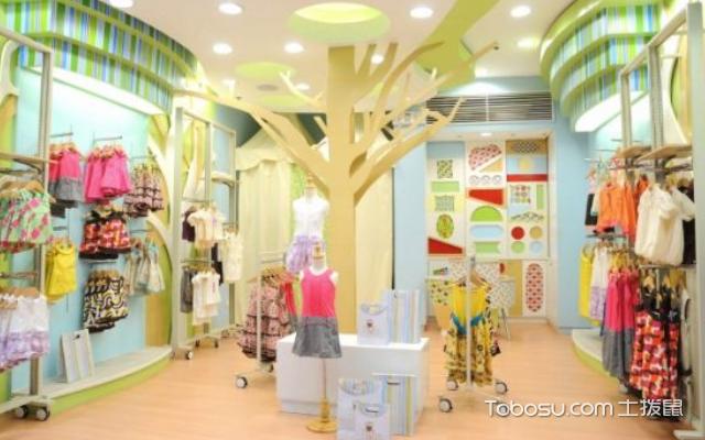 童装店装修风格图片 案例