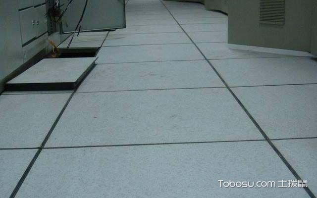 防静电地板的优缺点总结