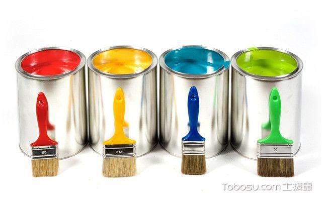 油漆不干怎么处理之油漆使用注意事项