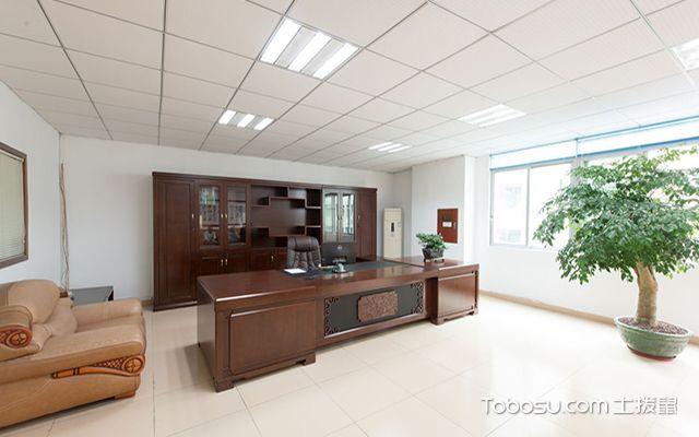 老总办公室沙发摆放风水之沙发要和办公室风格相搭配