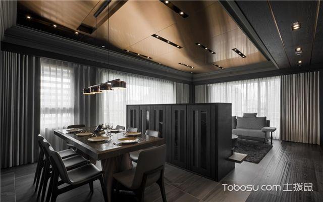 餐厅如何装修设计-巧妙布置用餐环境