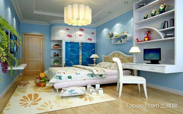 儿童房地毯如何选购之颜色