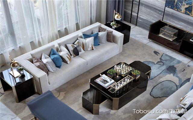 新中式客厅如何设计