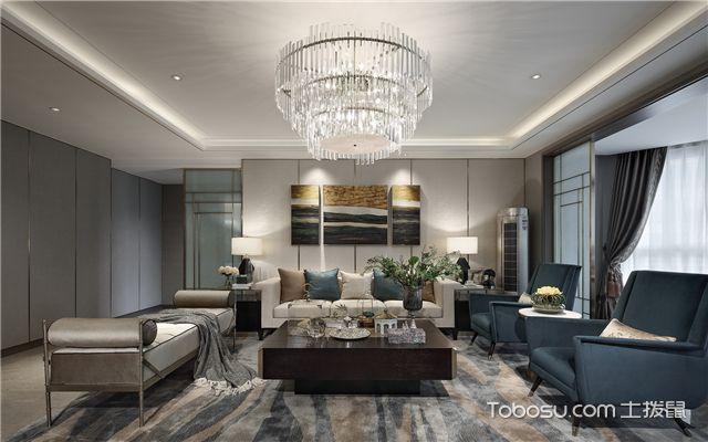 新中式客厅如何设计-装修宜忌