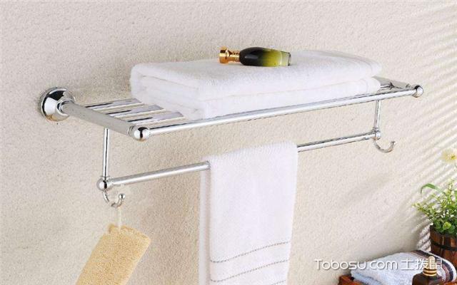 浴巾架如何安装之安装注意事项