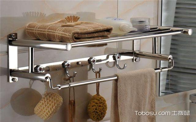 浴巾架如何安装之质量