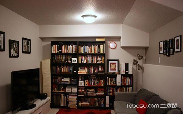 复式楼斜顶阁楼装修要点之阁楼家具设计
