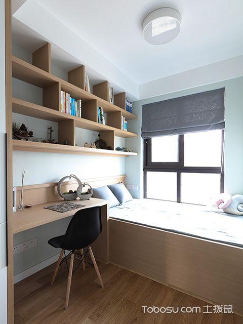 小书房榻榻米设计优点之选用合适的榻榻米材料