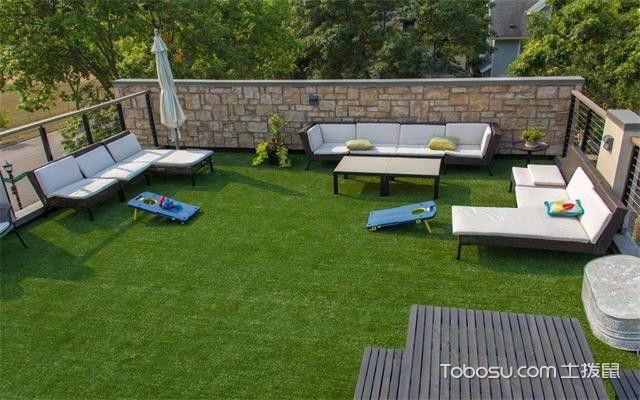 特色小型空中花园效果图