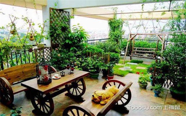 小型空中花园效果图欣赏