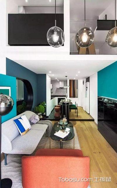 公寓小户型装修时尚风