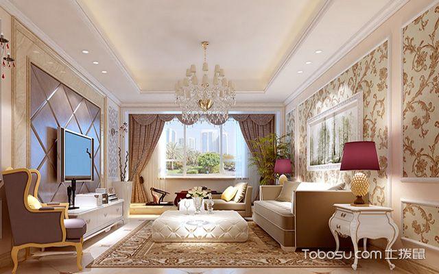 室内格局装修风水禁忌之沙发摆放不能无靠